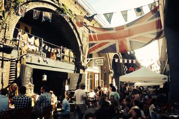 Excursão de bicicleta com Mercado de Comidas e Gin em Londres