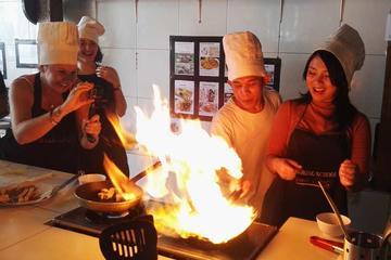 Dulce y picante - Clase de cocina de...