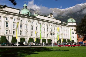 1 Tag Swarovski Kristallwelten und Innsbruck ab Garmisch-Partenkirchen
