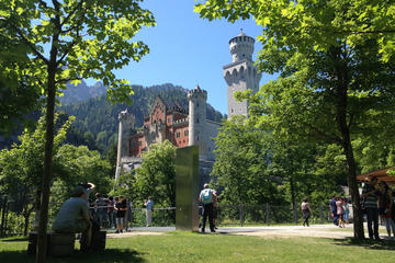 Neuschwanstein Castle Small Group Tour