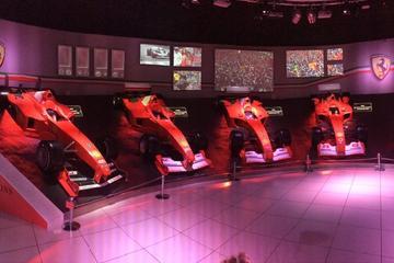 Ferrari Museum in Maranello with Transfer from Bologna