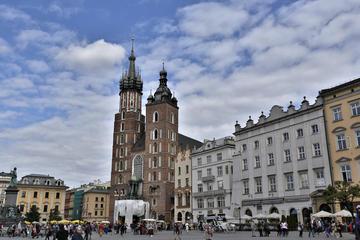 Guidad rundtur till fots i Krakows gamla stadsdel