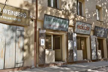 Krakow Jewish Quarter Guided Walking...