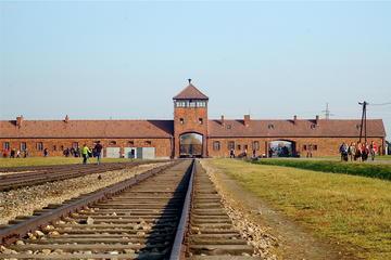 Musée d'Auschwitz-Birkenau au départ de Cracovie