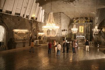 Visite de la mine de sel de Wieliczka au départ de Cracovie
