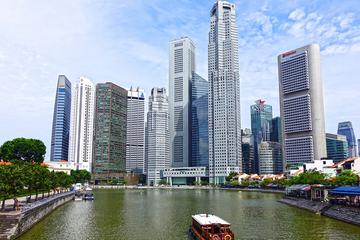 Singapore Walking Tour: Magical River