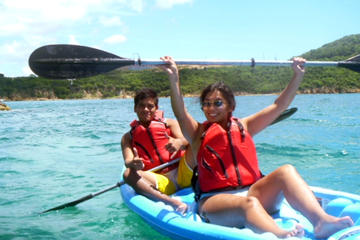 St Thomas Shore Excursion: Kayak and...