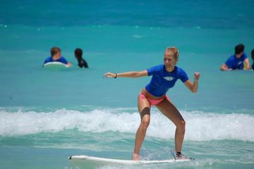 Surf Lessons in Punta Cana