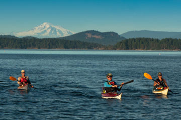 Book Kayak Tour of Gulf Islands on Viator