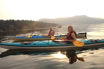 Victoria Kayaking and Butterfly...