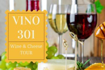 Wine & Cheese Tour