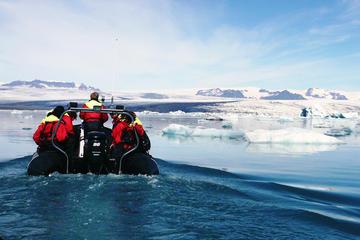 Excursión de un día para grupos pequeños a la laguna del glaciar...