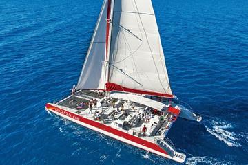 Gita di mezza giornata in barca da Santorini