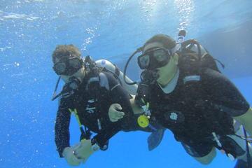 Introducción a submarinismo en Sharm el Sheikh