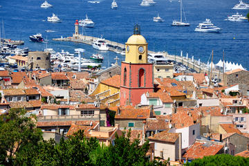 Private Arrival Transfer: Nice Airport - St Tropez