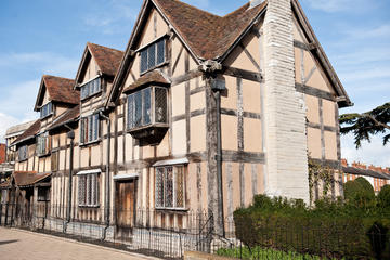 シェイクスピアの生誕地: 5軒全てを訪問できるチケット