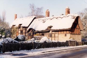 Casa donde nació Shakespeare: entrada Winter 4 House en...