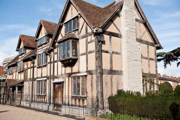 Local de nascimento de Shakespeare: ingresso Todas as 5 casas