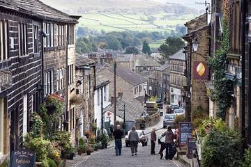 Haworth, Bolton Abbey and Steam...