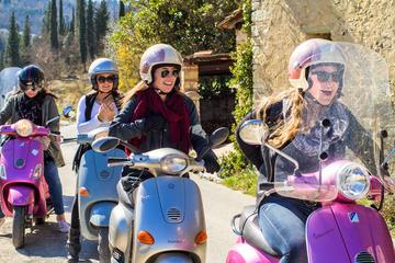 Toskana Vespa-Tour