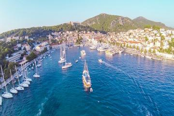 Excursão diurna pelas ilhas de Hvar e Pakleni, saindo de Split