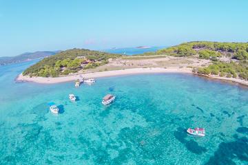 Isola di Hvar e tour della Grotta Azzurra da Spalato