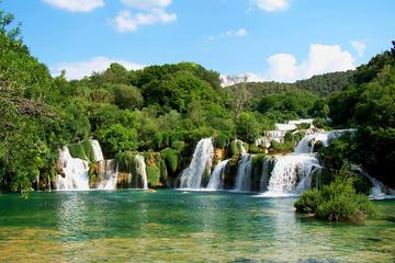 Krka Wasserfälle und Sibenik Tour
