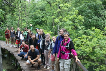 Plitvice Lakes Small-Group Tour from...