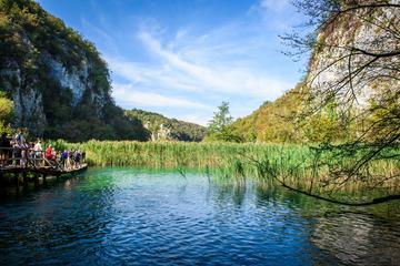 Plitvice Lakes Small-Group Tour from Zagreb with Transfer to Split or...