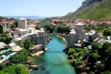 Viagem diurna de descoberta de Mostar...
