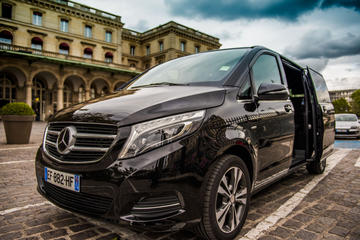 Private Arrival Transfer from Geneva Airport to Montreux