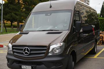 Private Arrival Transfer: Zurich...
