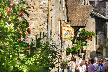 Yvoire and Evian: from Medieval Village to Royal Resort