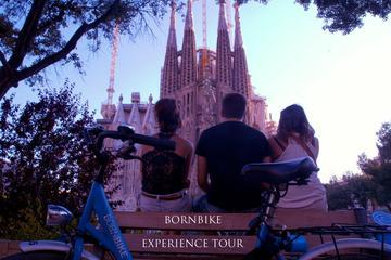 Tour in bici di Barcellona dal gotico al modernismo