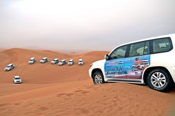 Safari por el desierto de Dubái con barbacoa y conducción por las...