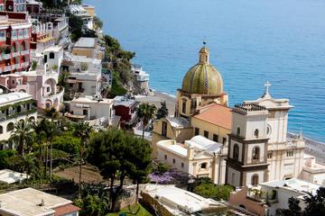 AMALFI COAST Positano Amalfi und...