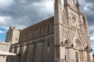 Excursion pédestre privée à Orvieto