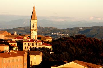 Private Tour: Perugia Sunset Walking...