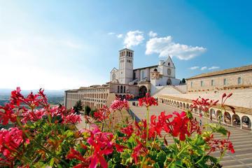 Tour a piedi privato di Assisi