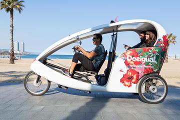Tour per fietstaxi door de oude stad