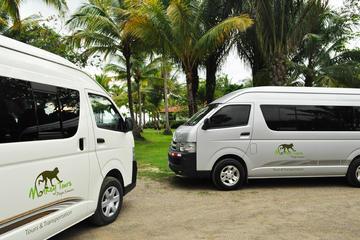 Transfer Samara and Carrillo Beach to Liberia Airport