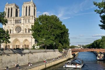 小グループで行くパリ市内観光ツアーと対話型音声…