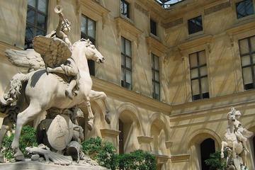 Tíquete Evite as Filas para Museu do Louvre com guia de áudio