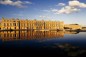 Visite guidée à Versailles et accès...