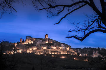 Anghiari By Night: Photography...