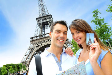 Eiffeltornet: Snabbinträde och inträde till den översta våningen