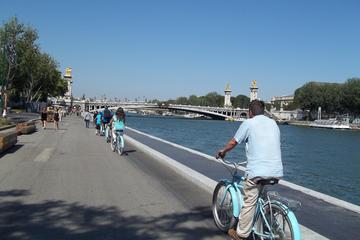 Höhepunkte von Paris: vier Stunden Fahrradtour