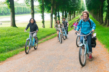 Visite en vélo de Versailles avec un...