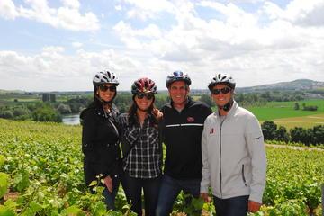 Excursão de bicicleta pela Região de Champagne saindo de Paris