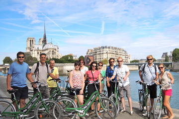 Parigi nascosta: tour in bici giornaliero